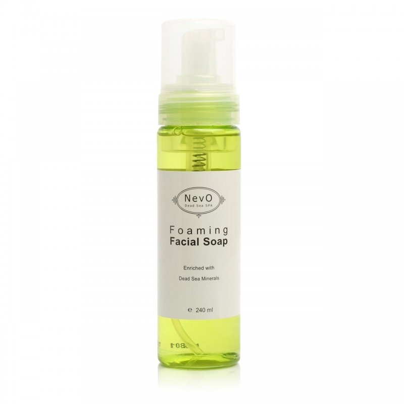 Foaming Facial Soap 250 ml