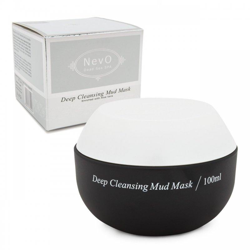 Deep Cleansing Facial Mud Mask 100 ml