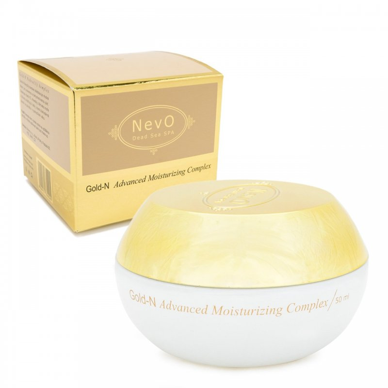 Gold-N Advanced Moisturizing Complex 50 ml