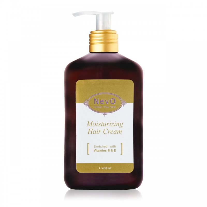 Moisturizing Hair Cream 400 ml