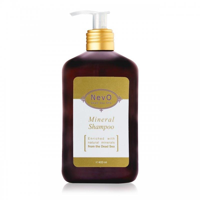 Mineral Shampoo 400 ml