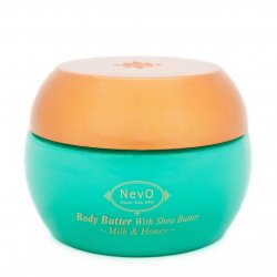 Body Butter Milk and Honey 250 ml