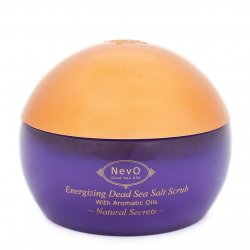 Dead Sea Salt Scrub Natural Secrets 400 g