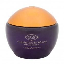 Dead Sea Salt Scrub Natural Secrets 840 g