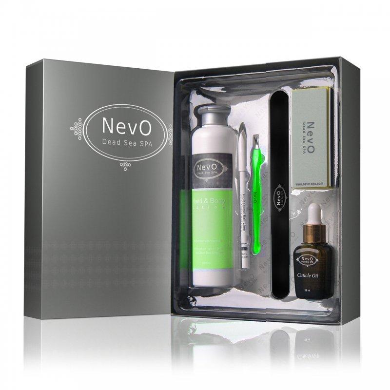 Deluxe Nail Care Kit Almond - NevO Dead Sea SPA