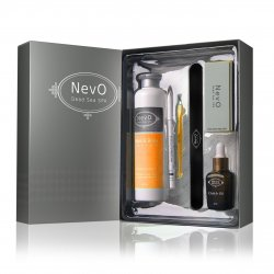 Deluxe Nail Care Kit Passion Fruit