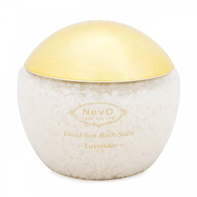 Dead Sea Bath Salt Lavender 640 g